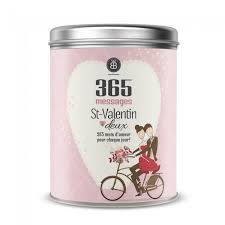 [Boite Bonheur] St-valentin Á Deux