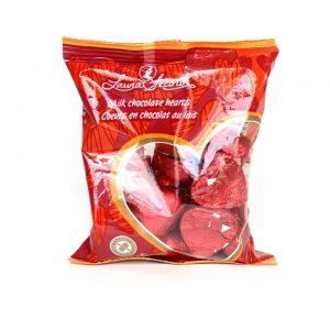 [Laura Secord] Coeurs En Chocolat Au Lait 125 G