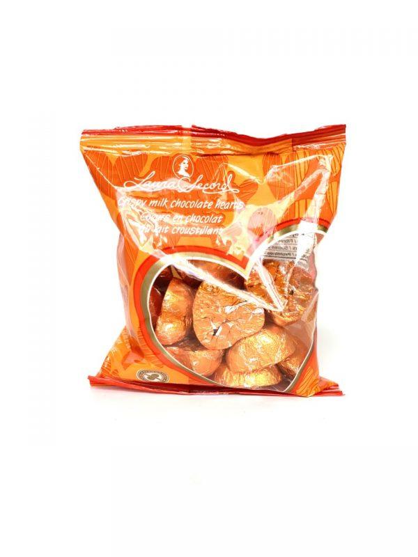[Laura Secord] Coeurs En Chocolat Au Lait Croustillant 125 G