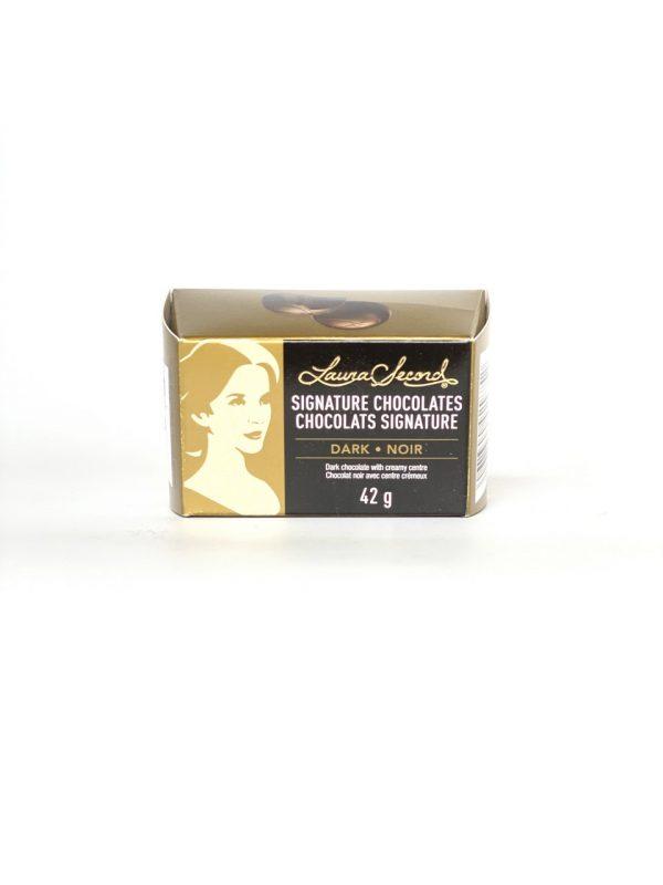 [Laura Secord] Chocolats Signature Noir Avec Centre Crémeux 42 G