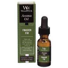 [Woodwick] Huile Aromatique Frasier Fir 15 Ml