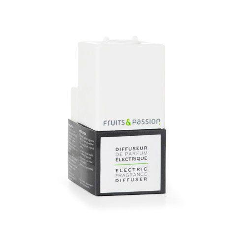 [Fruits & Passion] Diffuseur De Parfum Électrique Blanc