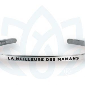 [Clock It To Ya] Bracelet Innervoice - La Meilleure Des Mamans