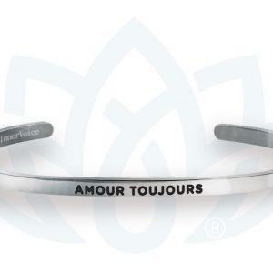 [Clock It To Ya] Bracelet Innervoice - Amour Toujours