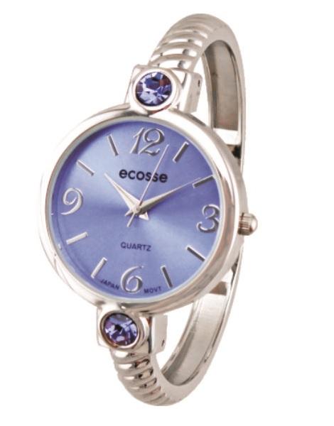 [Clock It To Ya] Montre Bracelet Ecosse Femme Juin