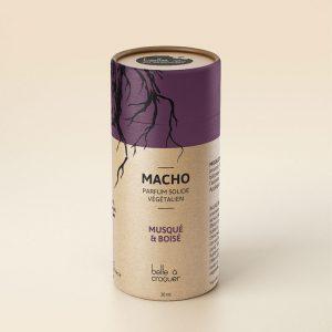 [Belle Á Croquer] Parfum Solide Macho 30 Ml