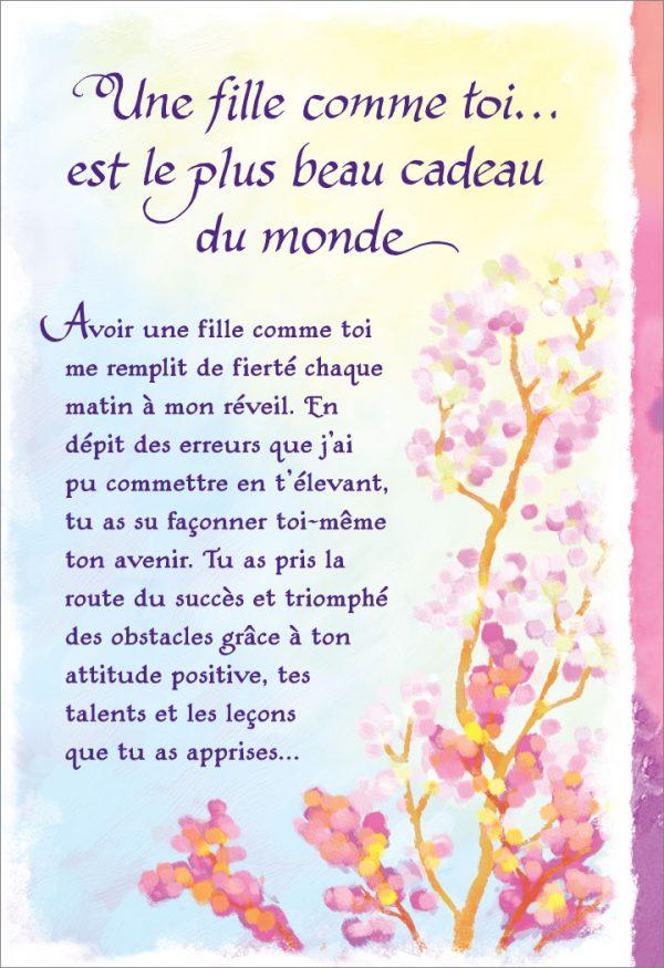 [Incognito] Carte De Souhaits - Une Fille Comme Toi...frc370