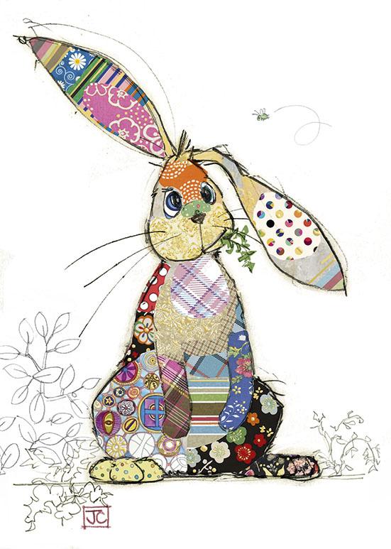 [Incognito] Carte De Souhaits Binky Bunny G013