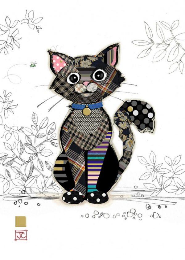 [Incognito] Carte De Souhaits Kasper Kitten G014