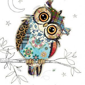 [Incognito] Carte De Souhaits Owner Owl G023