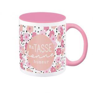 [Incognito] Tasse En Céramique - Ma Tasse Bonne Humeur