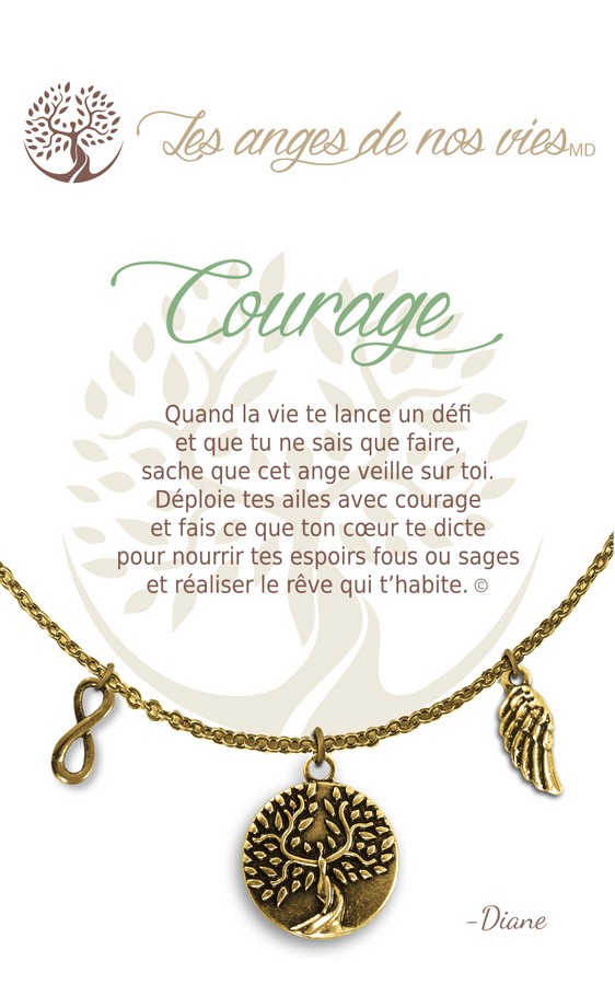 [Clock It To Ya] Collier De Charme - Courage Or