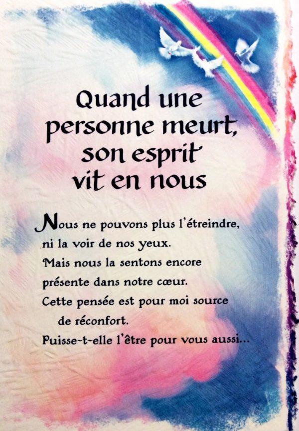 [Incognito] Carte De Souhaits - Quand Une Personne Meurt...frc285