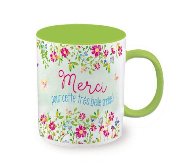 [Incognito] Tasse En Céramique - Merci Pour Cette Très Belle Année!