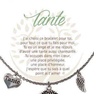 [Clock It To Ya] Collier De Charme - Tante Argent