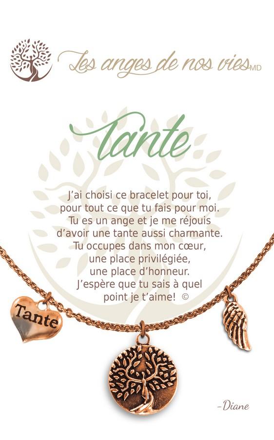 [Clock It To Ya] Collier De Charme - Tante Cuivre