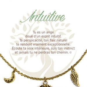 [Clock It To Ya] Collier De Charme - Intuitive Or
