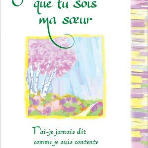[Incognito] Carte De Souhaits - Je Suis Contente Que Tu...frc357