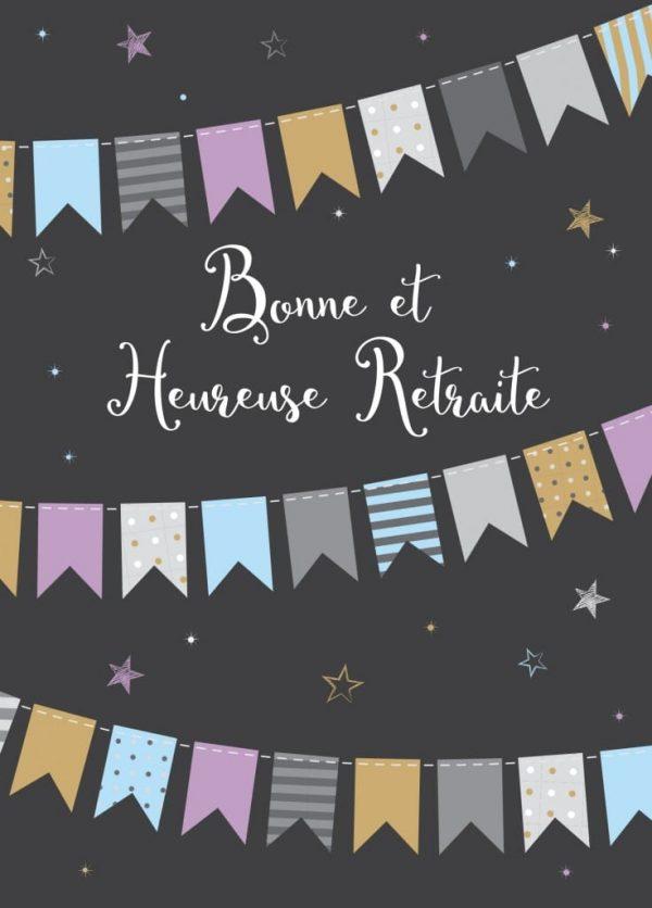 [Incognito] Carte De Souhaits - Bonne Et Heureuse Retraite Trsp009