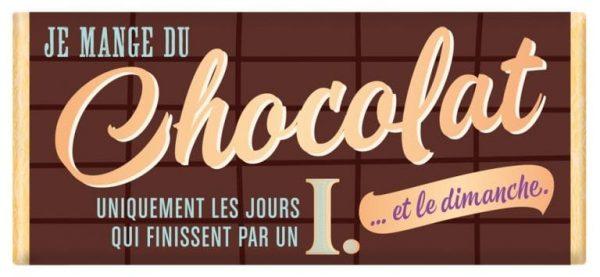 [Incognito] Tablette De Chocolat Au Lait Bio 30 G - Je Mange Du...