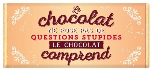 [Incognito] Tablette De Chocolat Au Lait Bio 30 G - Le Chocolat Ne...