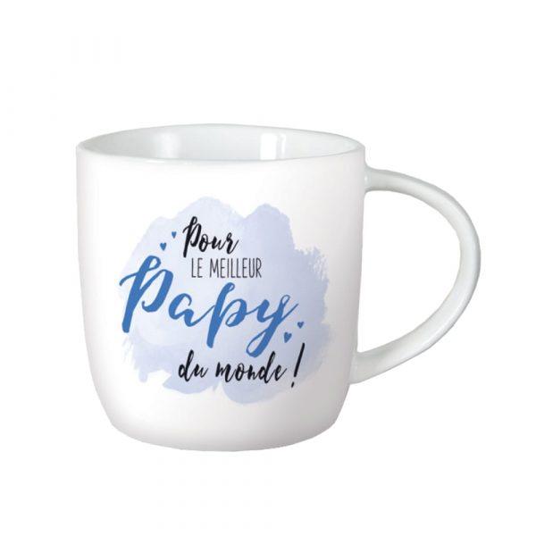 [Incognito] Tasse En Céramique - Pour Le Meilleur Papy Du Monde!