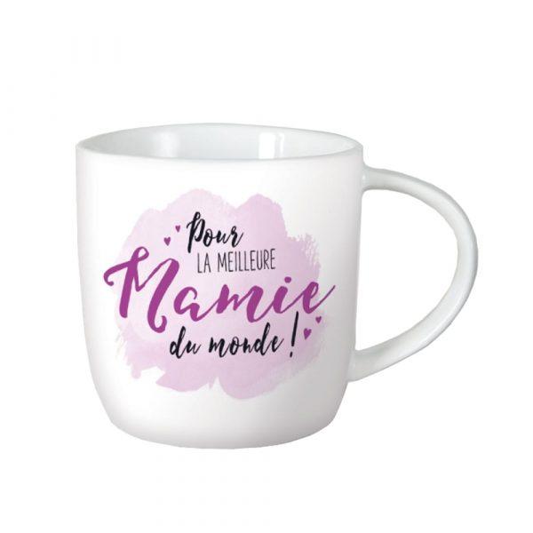 [Incognito] Tasse En Céramique - Pour La Meilleure Mamie Du Monde
