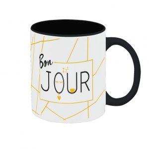 [Incognito] Tasse En Céramique - Bon Jour