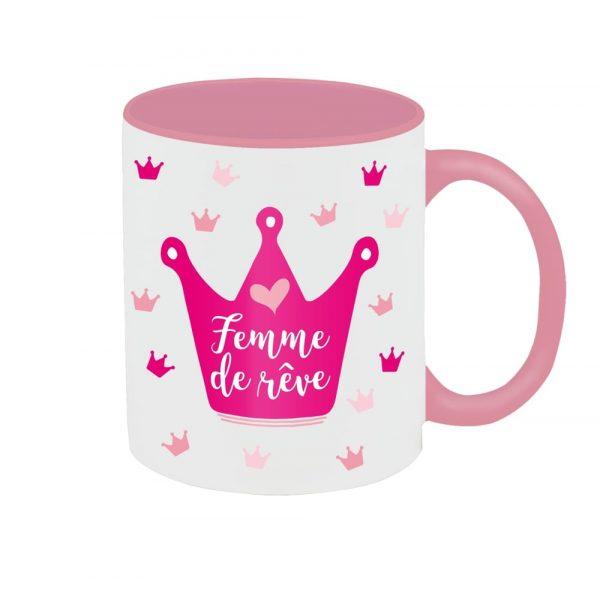 [Incognito] Tasse En Céramique - Femme De Rêve