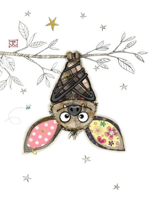 [Incognito] Carte De Souhaits Boris Bat G016