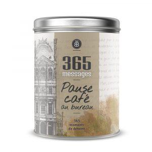 [Boite Bonheur] Boîte Bonheur - Pause Café Au Bureau