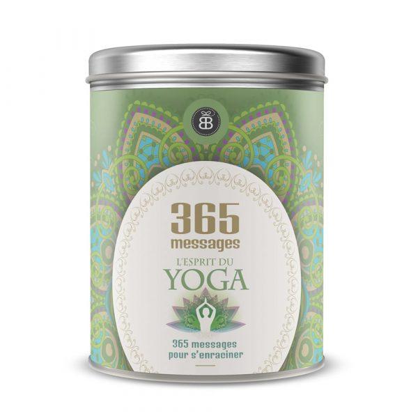 [Boite Bonheur] Boîte Bonheur - L'esprit Du Yoga