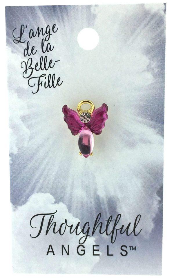 [Clock It To Ya] L'ange De La Belle-fille