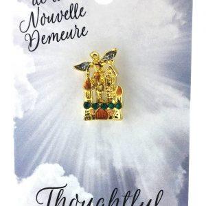 [Clock It To Ya] L'ange De La Nouvelle Demeure
