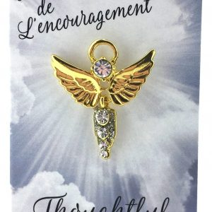 [Clock It To Ya] L'ange De L`encouragement