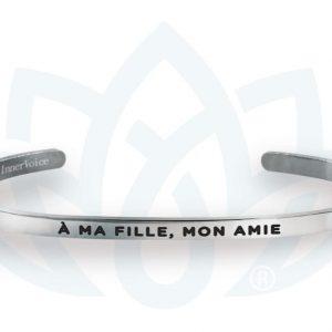 [Clock It To Ya] Bracelet Innervoice - Á Ma Fille, Mon Amie