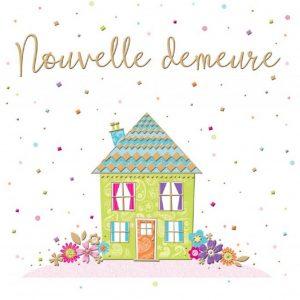 [Incognito] Carte De Souhaits - Nouvelle Demeure Lu029f