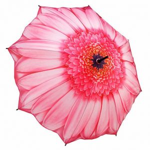 [Galleria] Parapluie Marguerite Rose Gerbera
