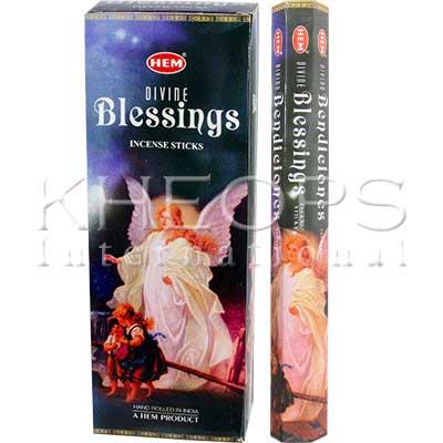 [Khéops] Encens Hexagonal Divine Blessing (20 Bâtons)