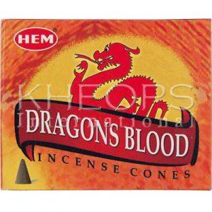 [Khéops] Encens Dragons Blood (10 Cônes)