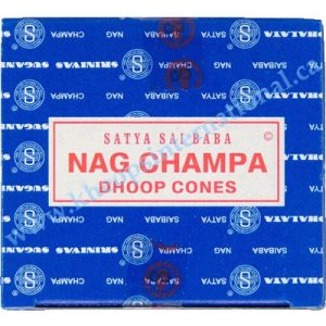 [Khéops] Encens Nag Champa (12 Cônes)